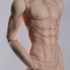 74cm male body make up