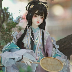 1/3 62cm girl ancient costume of XueBaochai