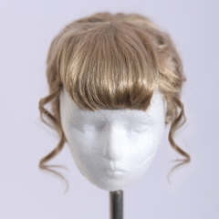 1/3 maiden blond ponytail wig