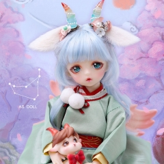 1/6 Capricornus with Japanese style costume