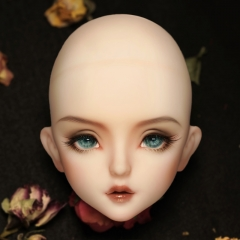 Face up of Ines (The Time Ambassador)