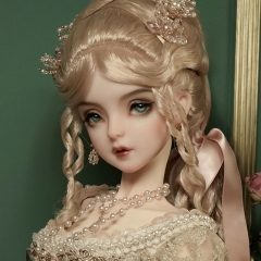 60 Female doll Ines (The Time Ambassador)