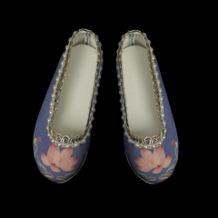 1/3 Goddess ancient style shoe - Lotus blue